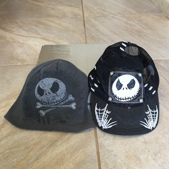 ad9f1818282 Disney Other - Nightmare Before Christmas Hats - Unisex